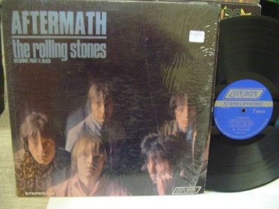 ROLLING STONES - AFTERMATH - LONDON { AF 706